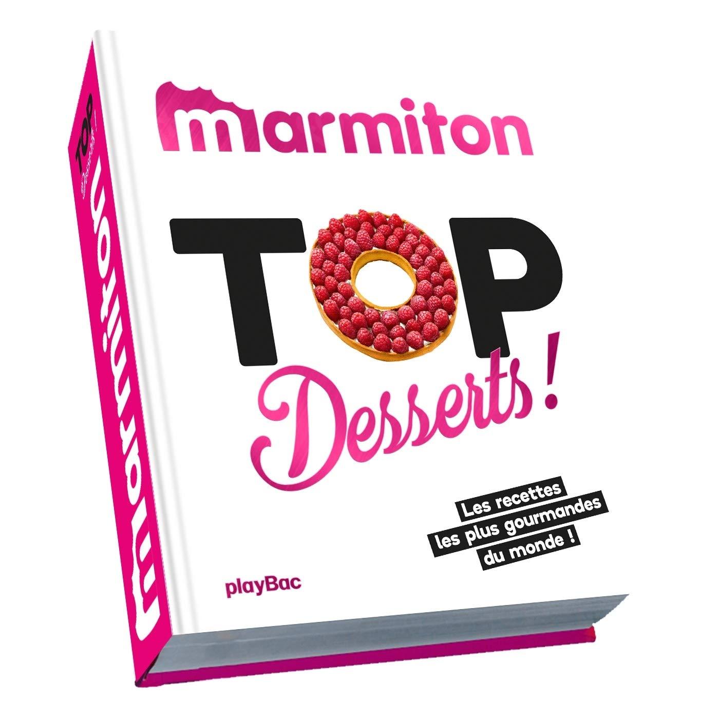 Menu De Noel Facile Et Rapide Marmiton.Amazon Fr Top Desserts Les Meilleures Recettes Sucrees