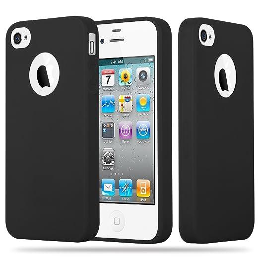 12 opinioni per Cadorabo- Custodia Candy silicone TPU Apple iPhone 4 / 4S super sottile per-