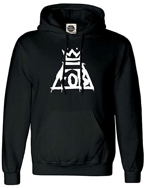 The Proud London -Sudadera Unisex Adulto Negro XS