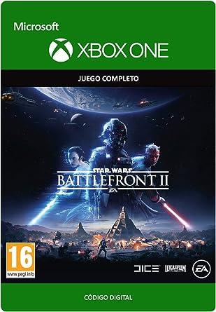 Star Wars Battlefront II: Standard Edition | Xbox One - Código de ...