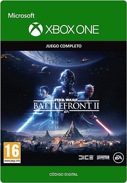 Star Wars Battlefront II: Standard Edition   Xbox One - Código de descarga: Amazon.es: Videojuegos