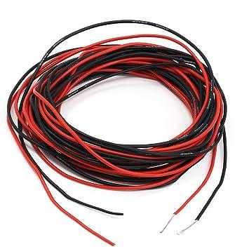 PsmGoods® 32 Füße 20 Gauge Silikon Draht: Amazon.de: Elektronik