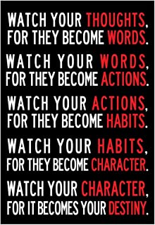 Amazon.com: Great Minds and Great Quotes, Inspirational Poster ...