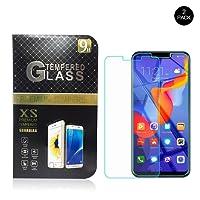 Huawei Honor Play Mica Cristal Templado, Huawei Honor Play/ Nova 3/ Nova 3i Protector Pantalla, 9H+ 3D Vidrio Glass Pantalla [ Unfull cobertura] [ Anti-Burbujas] pare Huawei Honor Play / Nova 3/Nova 3i 2018 (Transparente)