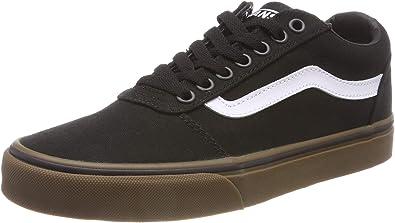 Vans Ward Canvas, Sneakers Basses Homme