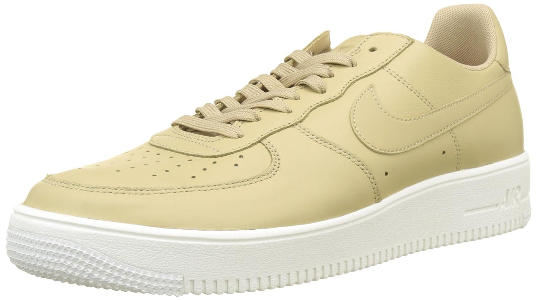 Nike Herren Air Force 1 845052-202 Sneaker  40.5 EU|Mehrfarbig (Beige 001)
