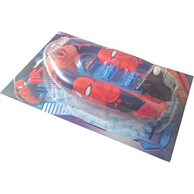 What Kids Want Marvel Ultimate Spider-Man Mini Motor Boat: Toys & Games