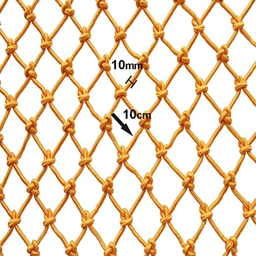 Red de seguridad para niños Balcón de la familia Escaleras con barandilla Escalera antideslizante para bebés Red de juegos para niños Barandilla de seguridad para niños Diámetro 10 mm 10 cm,1×1m: Amazon.es: