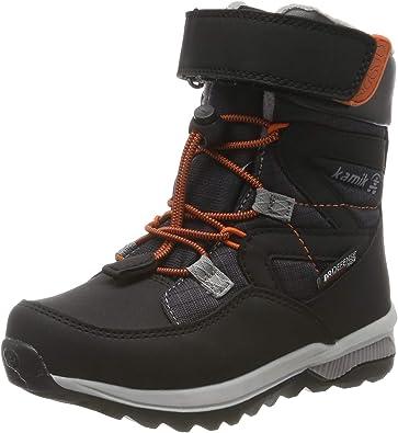 Rocky Snow Boots, Black