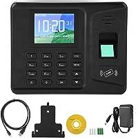 """2.8"""" TFT Fingerprint Recorder Attendance Clock Time Card Machine,Fingerprint Time Attendance Machine Biometric Time,Time…"""