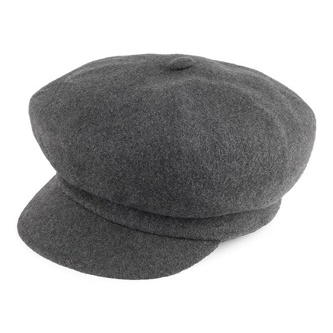 Gorra de lana Spitfire de Kangol - Franela Oscura: Amazon.es: Ropa y accesorios