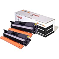 CVT CompraVentaToner - Pack 2 Toner Compatibles CF294A 94A para HP Laserjet Pro M118dw, M140 Series, M148dw, M148fw…
