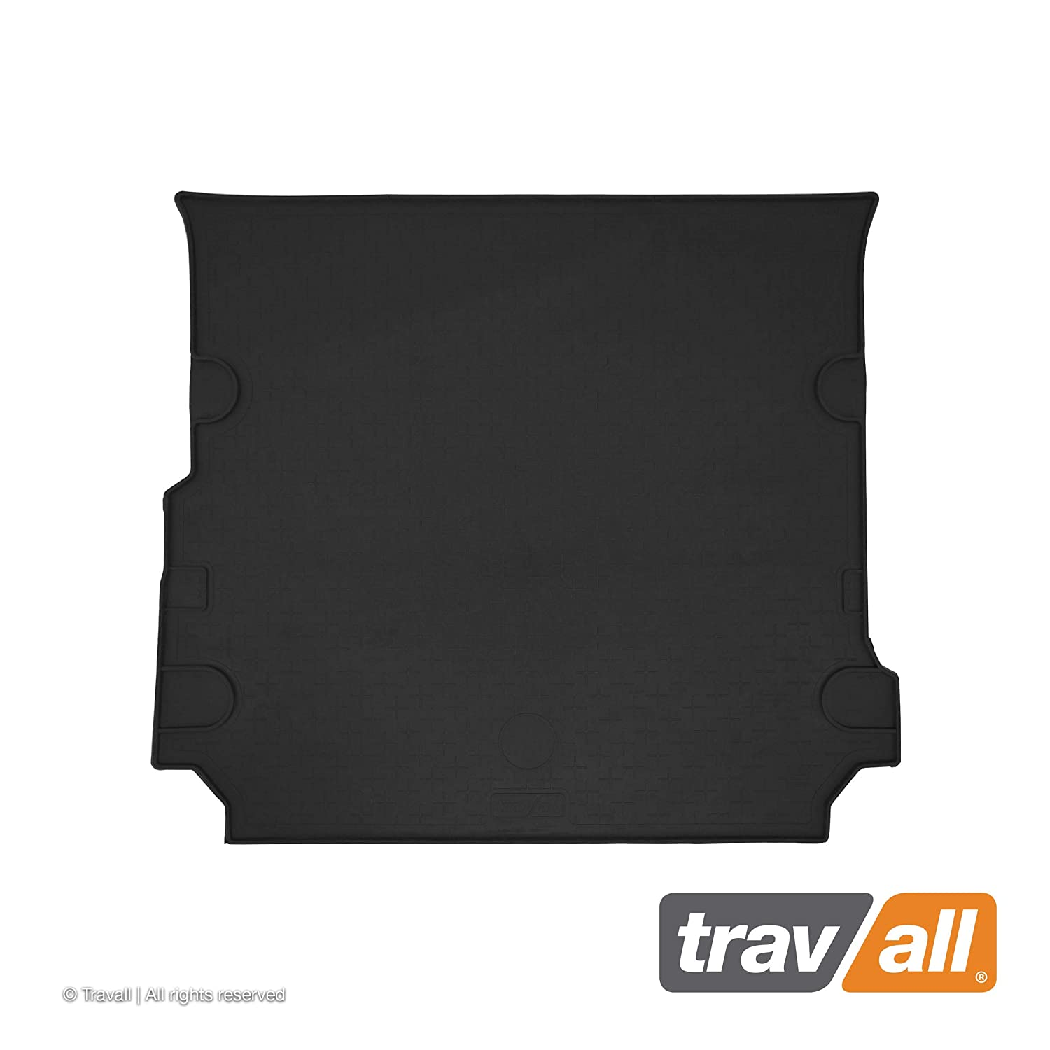 Vehicle-Specific Rubber Boot Mat Liner Travall Liner TBM1032