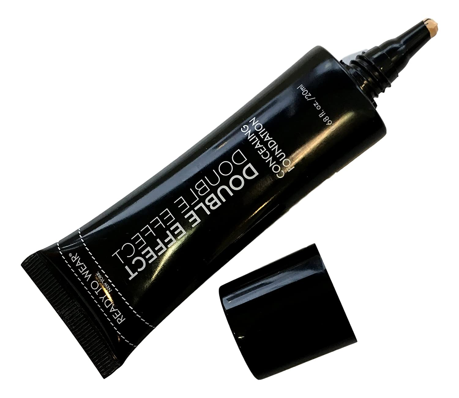 Ready To Wear DOUBLE EFFECT Concealing Foundation Made In Italy MEDIUM