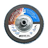 Mercer Industries 273H120 Zirconia Flap Disc, Type