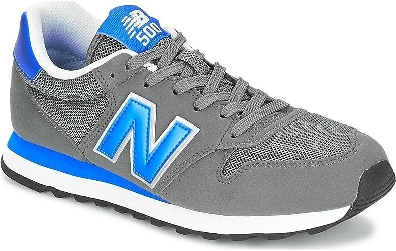 gran inventario pero no vulgar comprar real New Balance Men's's 500 Low-Top Sneakers: Amazon.co.uk: Shoes & Bags