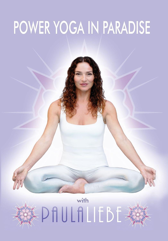 Amazon.com: Power Yoga in Paradise: Paula Liebe, Nicolas ...