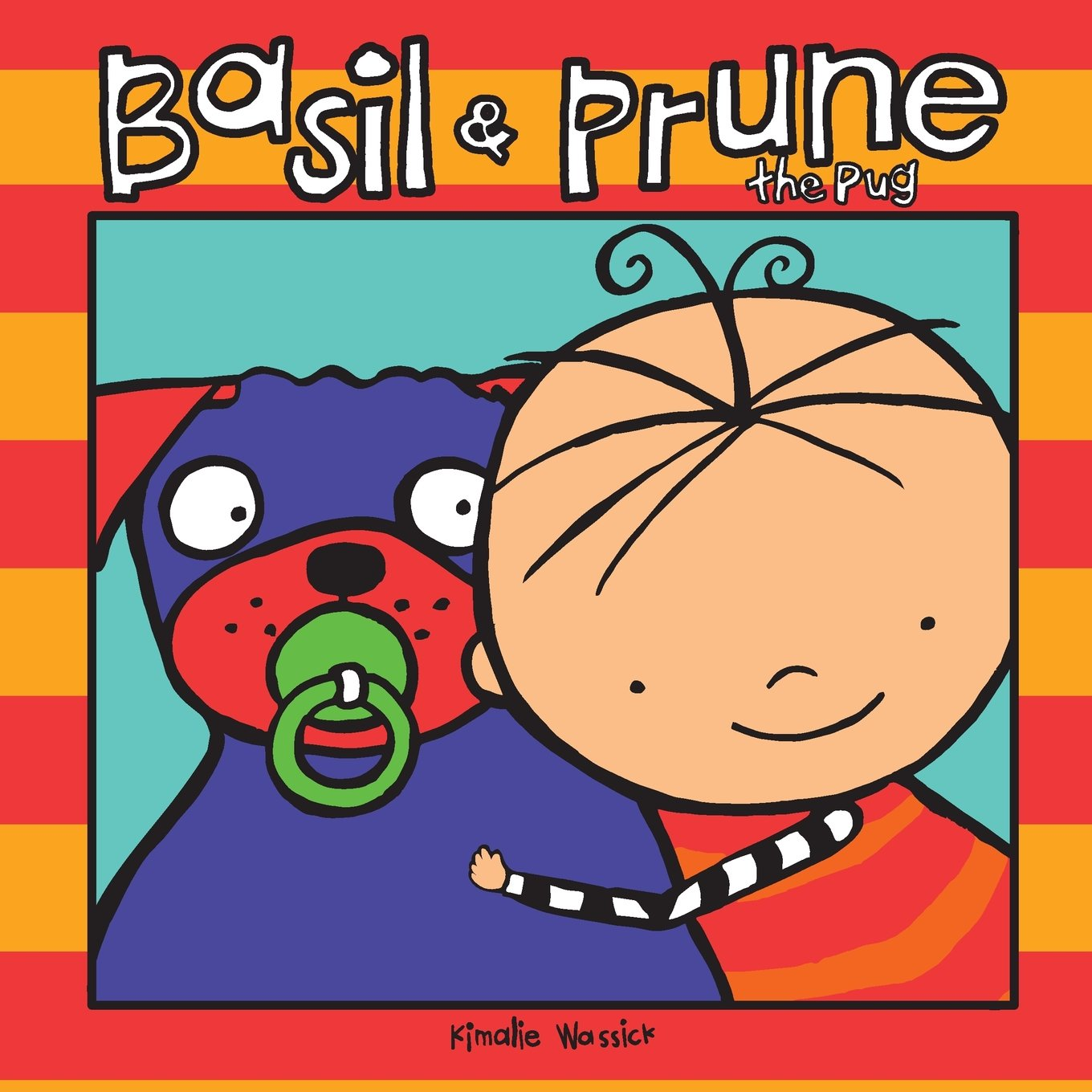 Download Basil and Prune the Pug (The Adventures of Basil and Prune the Pug) (Volume 1) PDF