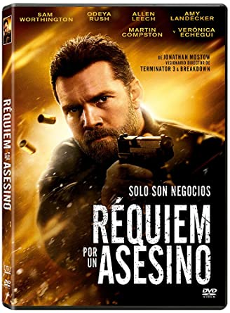 Réquiem Por Un Asesino [DVD]: Amazon.es: Sam Worthington ...