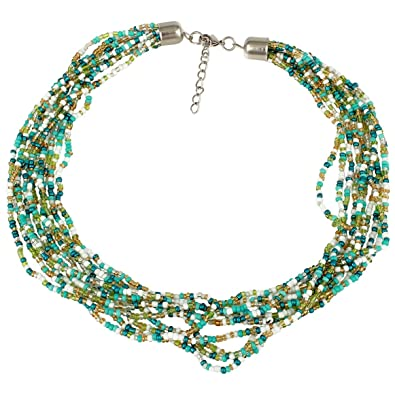 necklaces necklace purity hover mani to bead beads by zoom view arts estilo chains emerald green in