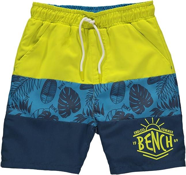 Bench Jungen Colour Blocked Swims Badeshorts