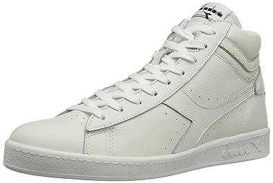 603a191350 Amazon.com | Diadora Men's Game High Sneaker | Fashion Sneakers