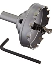 """Drill America DMS04-8076 Carbide Tipped Hole Cutter, 3"""""""