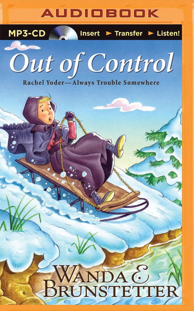 Out of Control (Rachel Yoder – Always Trouble Somewhere Series) ebook