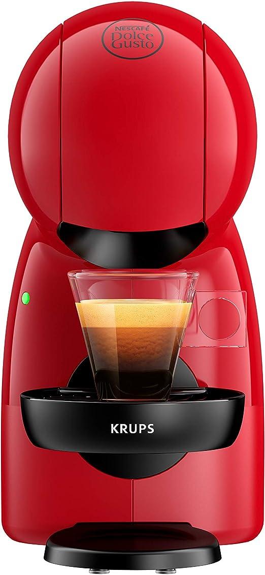 Krups Piccolo XS KP1A05 - Cafetera cápsulas Nestlé Dolce Gusto de ...