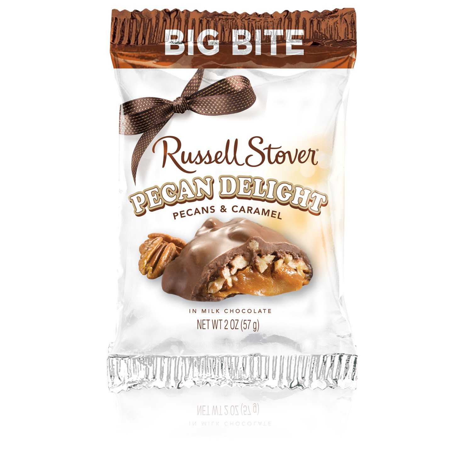 Russell Stover Pecan Delights, 2 oz. Bar