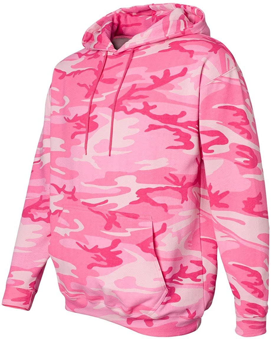 Code V 3969 - Camouflage Pullover Hooded Sweatshirt at Amazon ...