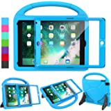 LEDNICEKER Kids Case for iPad 9.7 2018/2017 & iPad Air 2 - Built-in Screen Protector Shockproof Handle Friendly Foldable…
