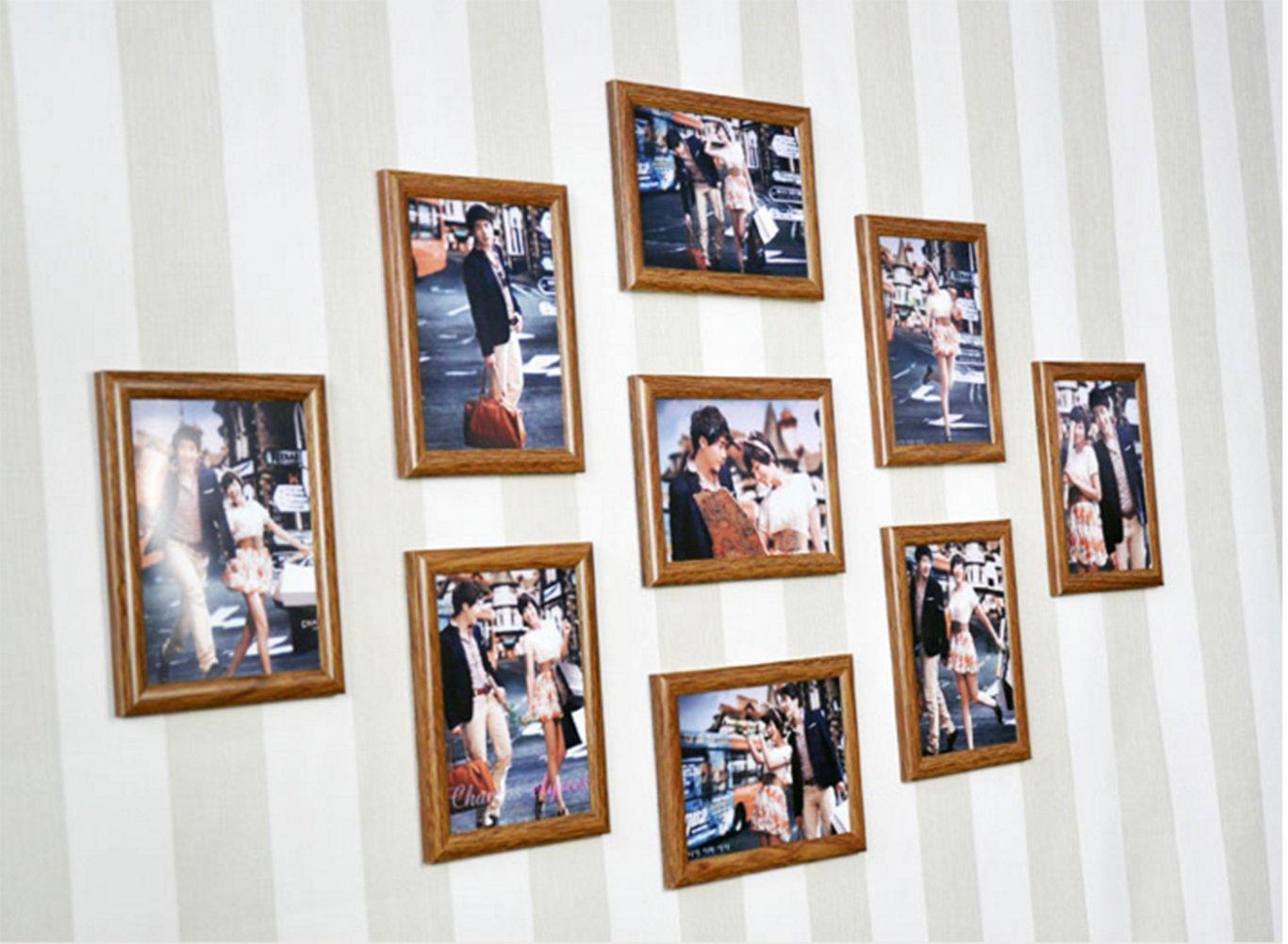 Bilderrahmen Collage BEICHEN Fotorahmen 5\
