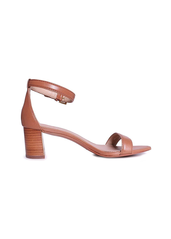 6a09b3624c3a Tory Burch Cecile 55mm Sandal 9.5 Peanut Butter  Amazon.ca  Shoes   Handbags