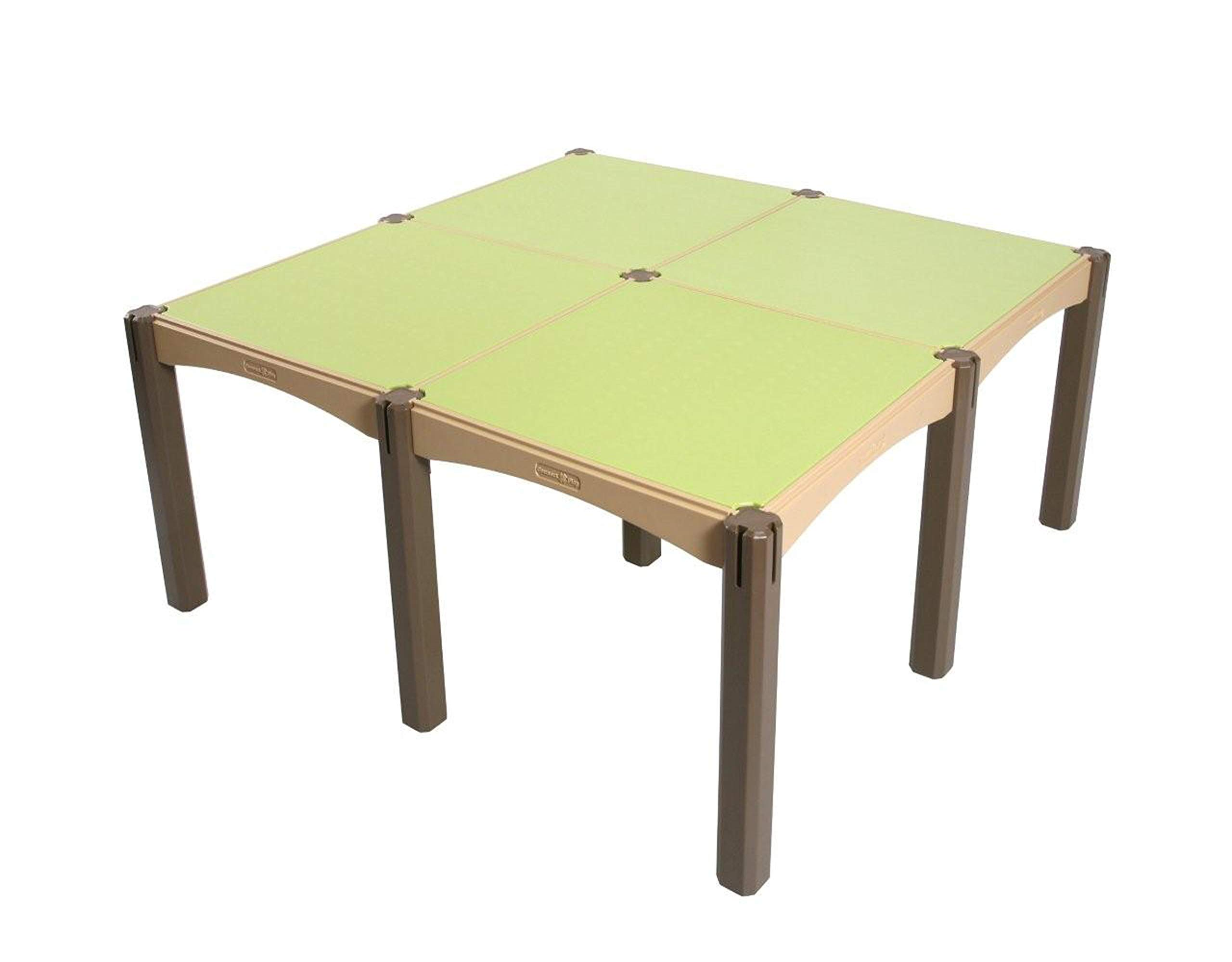 Connect 2 Play Kid's Activity Table - 4 Surface Panels