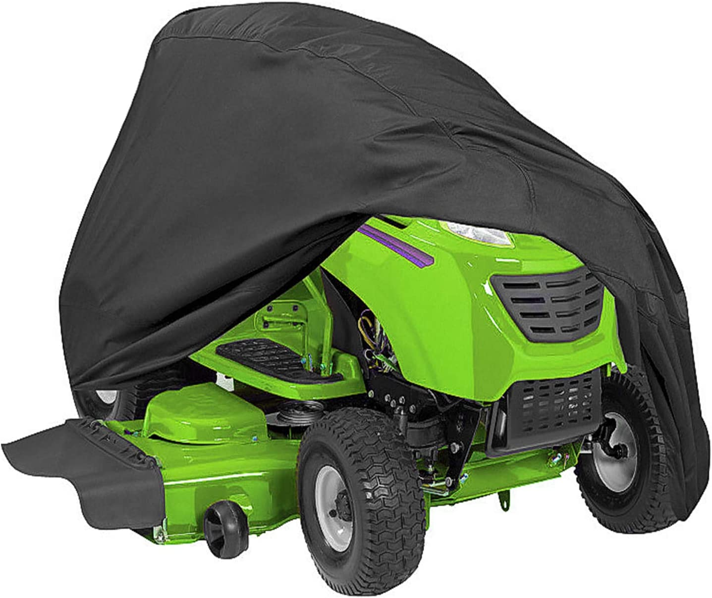 """Universal Riding Lawn Mower Tractor Storage Cover Water Resistant for 54/"""" Decks"""