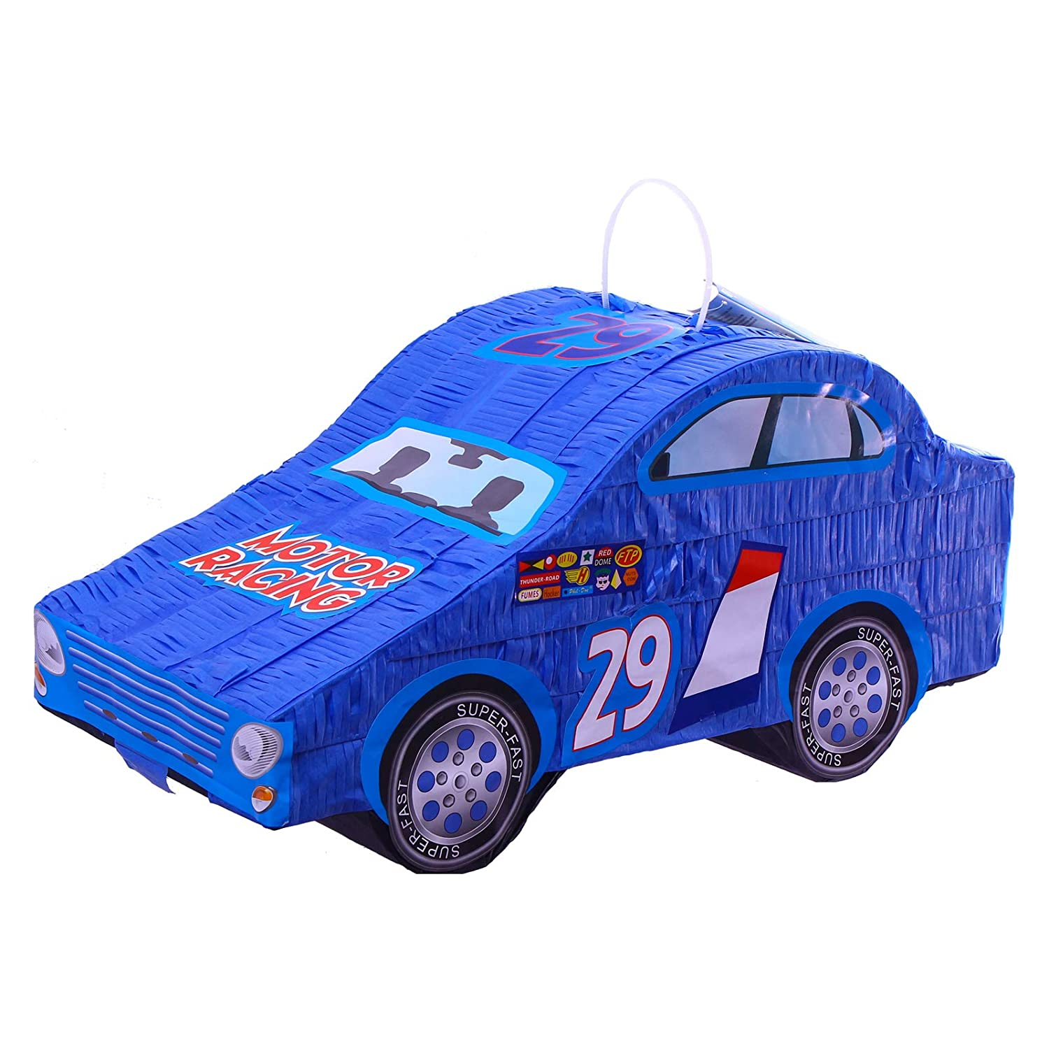 Cars 48531 Pinata Party Game For Children Kids Fun Party Decoration