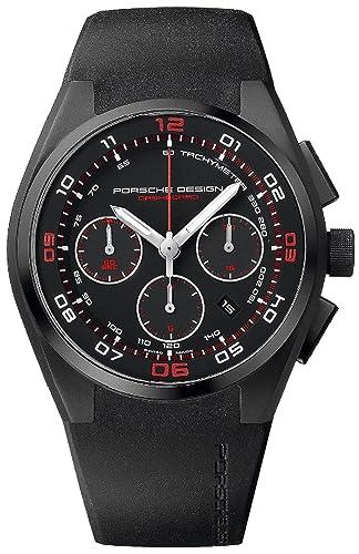 Porsche Design Dashboard relojes hombre 6620.13.47.1238: Amazon.es: Relojes