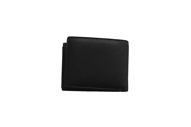 Stylbel55 NNSBWAL16BLMS Coin Pouch 12 cm Schwarz Black