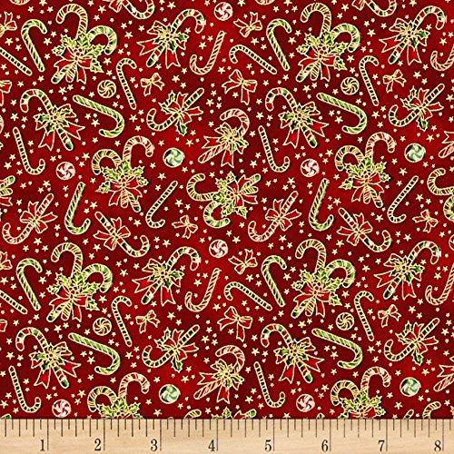 Christmas Fabrics By The Yard: Amazon.com