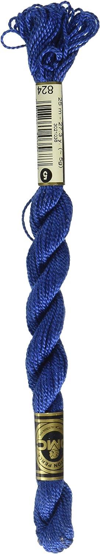 DMC Perle Cotton Thread 25m Skein Colour 336 NAVY BLUE Size 5