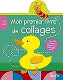 Mon premier livre de collages canard 3-4 ans