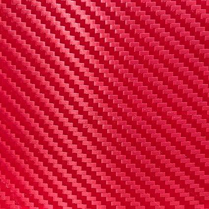 hoho rojo de fibra de carbono patrón vinilo adhesivos color HTV prensa de calor papel de transferencia de calor para DIY Ropa Camiseta caliente Stamping película 20