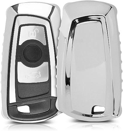 Kwmobile Autoschlüssel Hülle Kompatibel Mit Bmw Elektronik