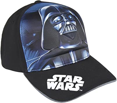 Cerdá- Premium Star Wars Darth Vader Gorra de Tenis, Color negro ...