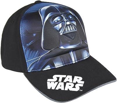 Cerdá- Premium Star Wars Darth Vader Gorra de Tenis, Color negro ...