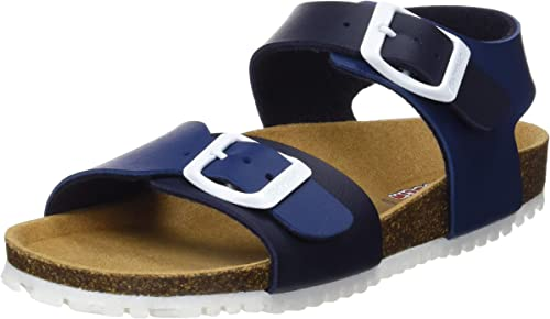 Paprika 8.5 UK Blue Mat Garval/ín Boys/' 192480 Open Toe Sandals Azul Y Electrico