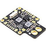 Crazepony Upgrade GEPRC-XT60 PDB Power Distribution Board with 3-6S Input 5V 12V Output Support the LC filter for FPV Racing Quadcopter Frame (Upgrade GEPRC-XT60)