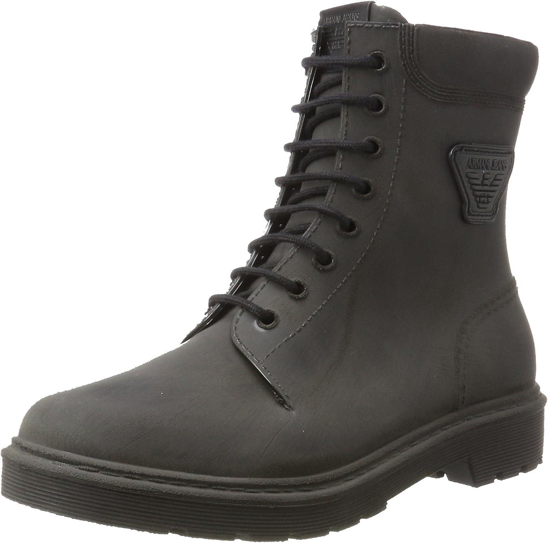Armani Boot - Botines Hombre