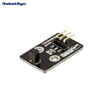Amazon robotdyn lm35 temperature sensor for diy projects robotdyn lm35 temperature sensor for diy projects with arduino stm raspberry publicscrutiny Choice Image